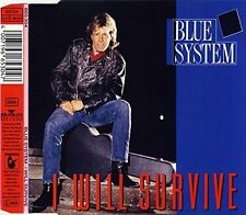 Blue System I will survive (1992) [Maxi-CD]