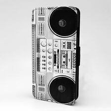 For Apple iPod Touch Flip Case Cover Boombox - T948