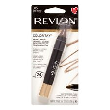 Revlon Colostay Brow Crayon #315 Dark Brown.