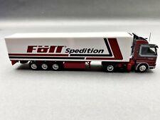 1:87 / H0..Herpa--Sattelzug Scania Förr Spedition  / 2/3 A 627