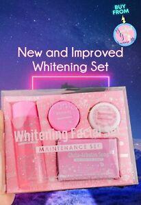 Brilliant Skin Essential Whitening Set with 120mL toner