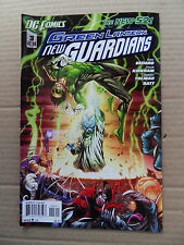 Green Lantern : New Guardians 3 . ( New DC 52 ) DC 2012 -  FN / VF