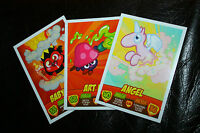 5x Moshi Monsters Series 2 Trading Cards - Your Choice