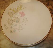 Parisian Spring-Lg Soup Bowls-Rosenthal-White & Gold-#3187-Bettina-SET of 4