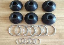 Staubmanschetten für Spurstangenköpfe Werkstattpaket 18 Teile klein