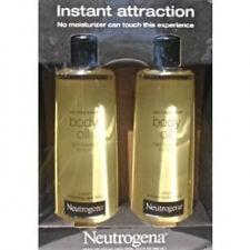 2 Pack Neutrogena Body Oil Light Sesame Formula, 2 x 16 fl. oz bottles 32 Total