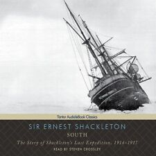 South; The Story of Shackleton's Last Expedition, 1914-1917 on mp3 CD Audiobook