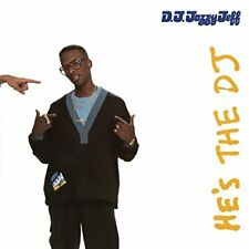 D.J. Jazzy Jeff and The Fresh Prince - He's the DJ, I'm the Rapper [CD]