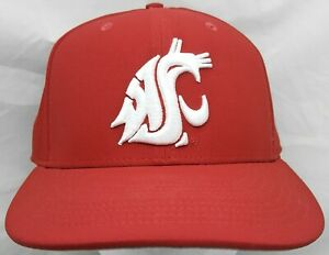 Washington State Cougars NCAA Nike 7&3/8 fitted cap/hat