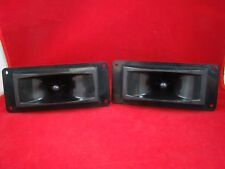 LOT OF 2  - 3 x 7 Piezo TWEETERS - Home, Car, DJ Audio, Speaker Horn