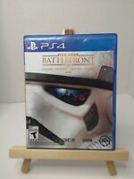 Star Wars Battlefront Deluxe Edition PlayStation 4 CIB complete PS4
