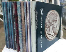 Numismatic Fine Arts - A choice of catalogues from n°10 to n°30