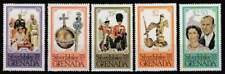Silver Jubilee Elisabeth II postfris 1977 MNH Grenada (25b45)