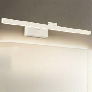LED Bathroom Adjustable Extend Wall Light Mirror Front LED Lighting Waterproof