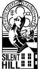 Sticker Silent Hill - 57x98 cm