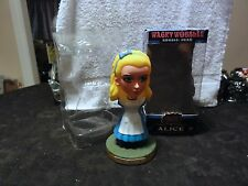 "Wacky Wobble Alice In Wonderland "" Alice ""  Bobblehead In Box"