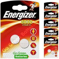 Piles jetables Energizer pour équipement audio et vidéo CR2032