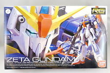 Bandai Real Grade RG 1/144 MSZ-006 ZETA GUNDAM Z GUNDAM 10