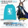 AMIYA Arknights Japanese Anime Unisex Jacket Hoodies Leisure Sweatshirt #005