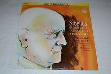 Sibelius: Symphony No. 5~Finlandia~Theodore Bloomfield~Everest SDBR 3068