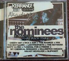 Kerrang Awards 2004<>the Nominees<>CD<>Green Day / MC5 / Slipknot<>NEW  ~