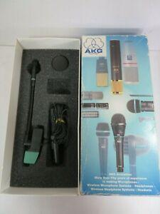 AKG MICRO MIC III C 419III CONDENSER CLIP ON MICROPHONE (RXOM)