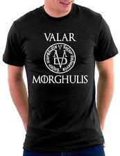 GoT Valar Morghulis Patch  T-Shirt