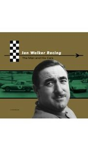 Ian Walker Racing The Man and His Cars (Lotus 22 23 Seven Elite Rally) Buch Book