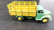Dinky Green Yellow Dodge Cattle Delivery Truck