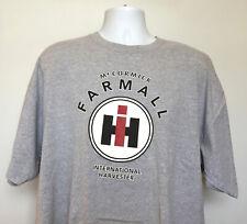International Harvester Company McCormick Farmall T Shirt Mens 2XL Farming