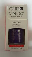 Creative CND Nail Shellac ~ GRAPE GUM ~ Soak Off Gel Polish .25 oz