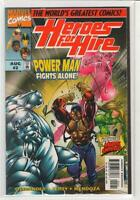 Heroes for Hire #2 Luke Cage Iron Fist Hulk Power Man variant cover 9.4