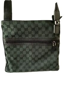 gucci crossbody bag authentic