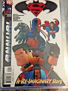 DC SUPERMAN/BATMAN (2006) Ann #1