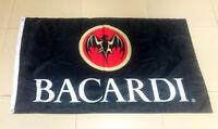 Bacardi Rum Cocktail Bar Flags & Banner 3x5ft Sign Logo Flag Carta Blanca