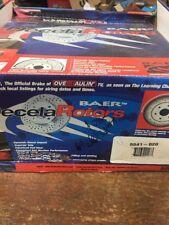 Baer Drilled Slotted Rotors Rear 68 69 Camaro 63 - 82 Corvette 05541-020