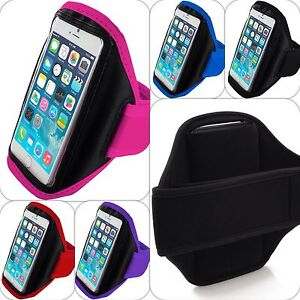 For Sony Experia xperia Armband Strap Sport Gymband Cycle Jogging Running Pouch