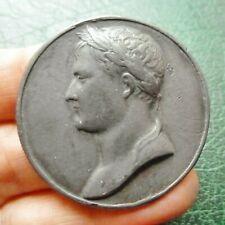 Napoléon Ier - Médaille Uniface