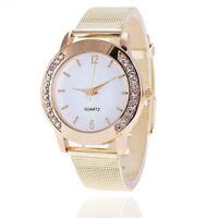 GENEVA Women Ladies Watch Analog Quartz Wrist Watches Various Designs UK