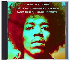 THE JIMI HENDRIX EXPERIENCE at Royal Albert Hall, London, 2.24.1969, on CD