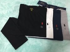 NWT  Men's Polo Ralph Lauren tshirt long sleeve crew neck custom fit