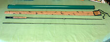 Orvis Green Mountain Graphite Fly Rod. 8' 6 wt.w/ Case and Sock