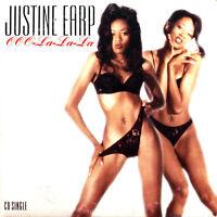 Justine Earp CD Single Ooo-La-La-La - France (VG/EX+)