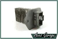GM Genuine Heater Air Fan Blower Motor Resistor Manual Type VT VX VY VZ  #3 Aces