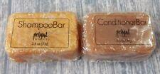 Primal Elements Shampoo & Conditioner Bar Set 2.5 oz Each ~ Honey Almond
