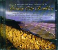 Galway City Ramblers - 20 Well-loved Irish Songs Perfomed By Th (CD) (2004) New