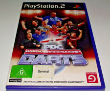 PDC World Championship Darts PS2 Playstation 2 PAL *Complete*