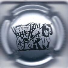 Capsule de champagne La Vigneronne N°18