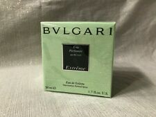 SEALED VINTAGE Bvlgari Eau Parfumee au vert Extreme Vaporisateur 50ml 1.7fl oz