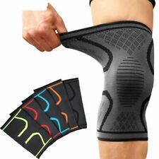 2pcs Knee Support Knee Pads Gym Weight Lifting Knee Wraps Bandage Straps Guard